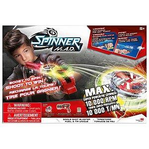 """Spinner M.A.D. - Single shot blaster """"Firestorm"""""""