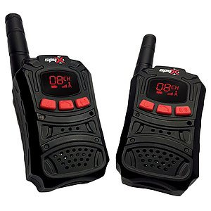 SpyX -  Émetteur-récepteurs communication entre espions