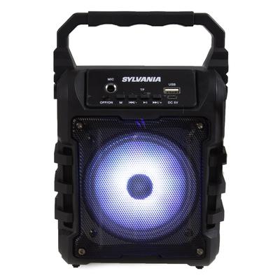 Sylvania - Bluetooth speaker